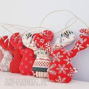 pomysł co pod choinkę zawieszka świąteczna głowa