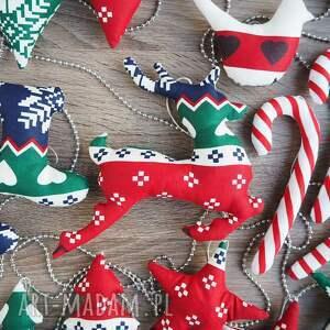 pomysł na upominek święta choinka dekoracje świąteczne zestaw 19