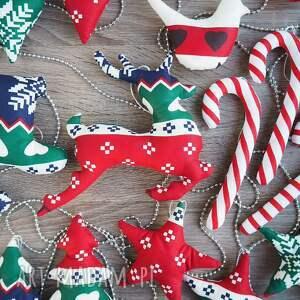 pomysł na upominek święta dekoracje świąteczne zestaw 19