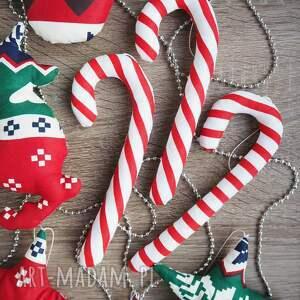 pomysł na upominek na święta czerwone dekoracje świąteczne zestaw