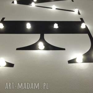 trendy dekoracje love świecący obraz led all you need is