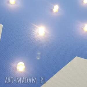 prezenty na święta świecący obraz led gwiazda prezent