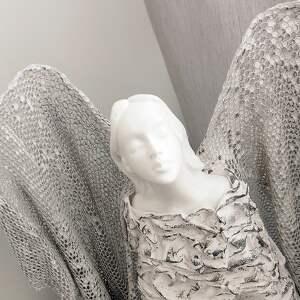 prezenty pod choinkę białe taki anioł znajdzie