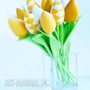święta prezenty tulipany 12 szt. wiosenna dekoracja