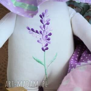 dekoracje zestaw: lalka 50 cm jednorożec