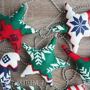 pomysł na prezent mikołaj zestaw ozdób świątecznych