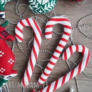 pomysł na prezent czerwone zestaw ozdób świątecznych