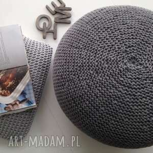 atrakcyjne dekoracje pufki zestaw pufa scandi 30x50cm (24