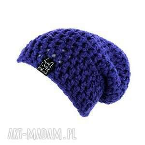 dla dziecka szydełko czapka monio 11