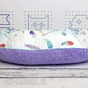 dla dziecka poduszka duża do karmienia