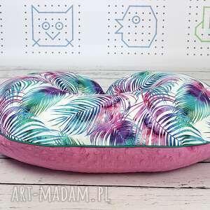 modne dla dziecka duża poduszka do karmienia