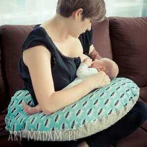 dla dziecka karmienie duża poduszka do karmienia