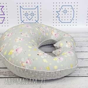 dla dziecka duża poduszka do karmienia