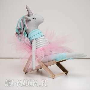 eleganckie dla dziecka jednorożec duży unicorn