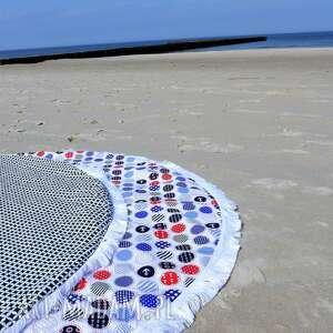 niebanalne dla dziecka recznik dwustronna mata koc dywanik 150 cm