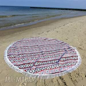 dla dziecka ręcznik dwustronna mata koc dywanik fik 150