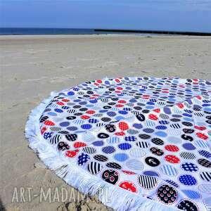 dla dziecka recznik dwustronna mata koc dywanik 150 cm