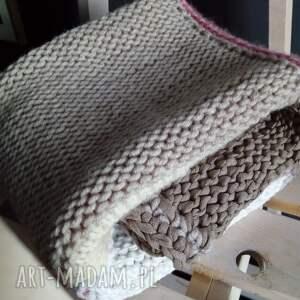 The Wool Art dla dziecka: dziecięcy kocyk - do łóżka pledqpokoj