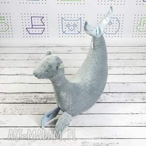 dla dziecka foka rebeka wilki - poduszka