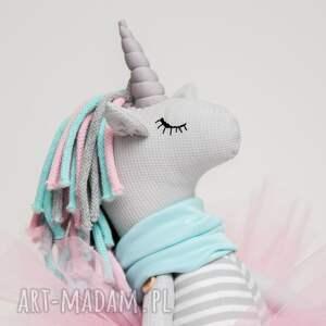 unicorn dla dziecka różowe jednorożec duży