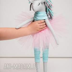 ręcznie zrobione dla dziecka unicorn jednorożec duży