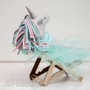 różowe dla dziecka dzieńdziecka jednorożec unicorn duży