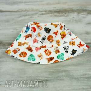 czerwone dla dziecka kapelusz dziecka, zwierzątka