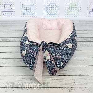 niemowlęta dla dziecka kokon gniazdo dla niemowlaka - lisy