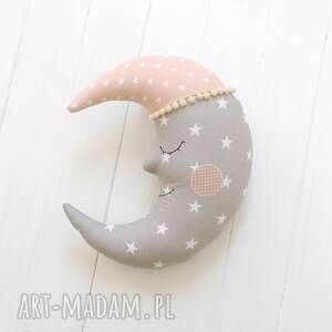 szare dla dziecka zabawka księżyc
