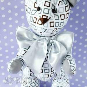 handmade dla dziecka przytulanka miś
