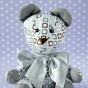handmade dla dziecka zabawka miś przytulanka