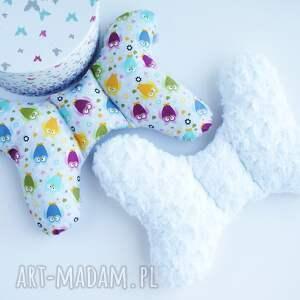 dla dziecka motylek poduszka antywstrząsowa