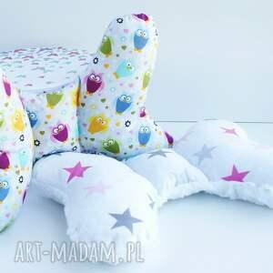 dla dziecka antywstrząsowy motylek poduszka