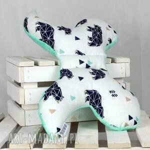 modne dla dziecka spacer motylek - poduszka antywstrząsowa