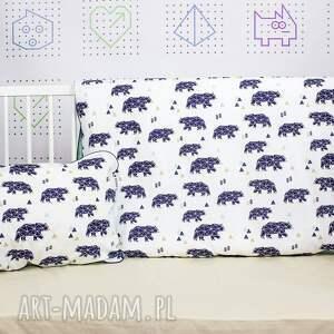 eleganckie dla dziecka chłopięcy niedźwiedzie poszewka na pościel