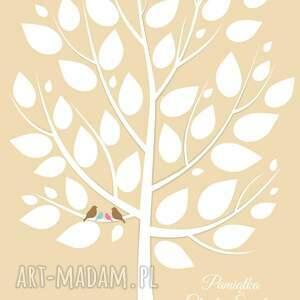 ślub pamiątka chrztu świętego - plakat