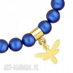 ręczne wykonanie dla dziecka modna perłowa bransoletka z pereł