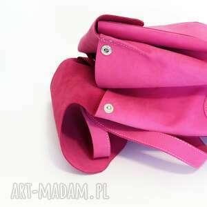 dla dziecka plecak dla dziewczynki w kolorze