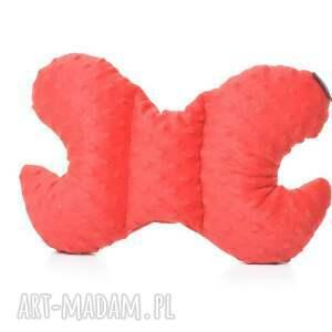 handmade dla dziecka poduszka podróżna motylek motyl