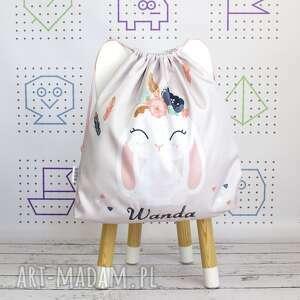 modne dla dziecka imieniem worek bohemian friends królik