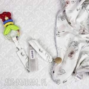 NuvaArt dla dziecka spacer zawieszka do gryzaka lub smoczka