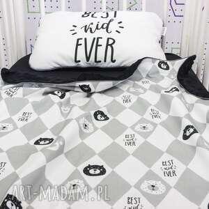 ciekawe dla dziecka zestaw 75x100 kocyk płaska poduszka
