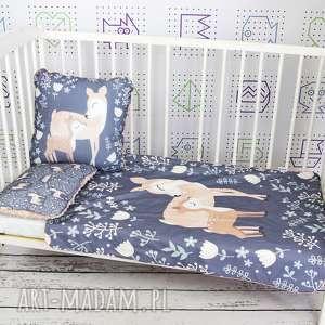 dla dziecka zestaw 75x100 kocyk płaska poduszka