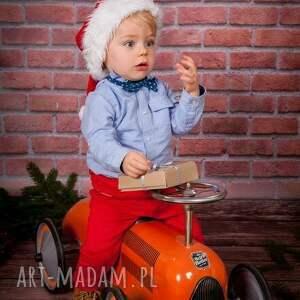 pomysł na upominek zestaw świąteczny dla chłopca mały