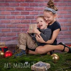 pomysł na upominek święta zestaw świąteczny dla chłopca mały