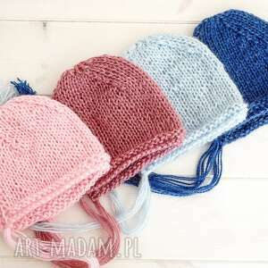nietypowe dla dziecka na drutach zestawy do sesji noworodkowych