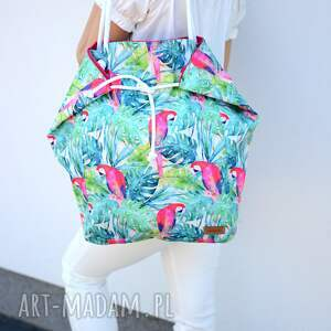 do ręki torba duża na ramię i plażę