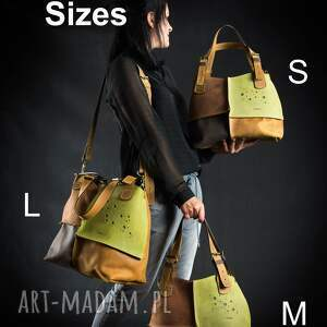efektowne torba na ramię idealna skórzana na co dzień
