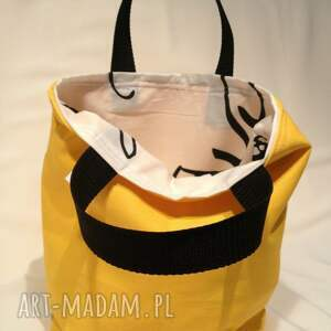 ręczne wykonanie lunch lunchbag by wkml lemon tree