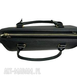 trapez sztywna torebka kuferek